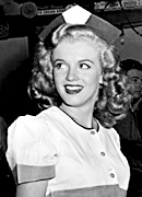 Marilyn Monroe in The Dangerous Years, Classic Movie Actress, Arthur Pierson