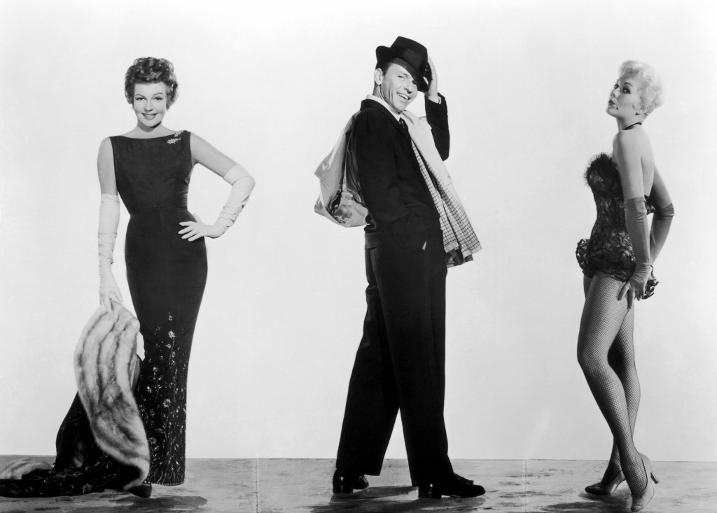 Pal Joey, Rita Hayworth, Frank Sinatra, Kim Novak, Rodgers and Hart, directed by George Sidney
