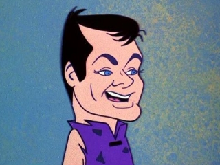 Tony Curtis, Stoney Curtis, Classic Movie Actor, Flintstones