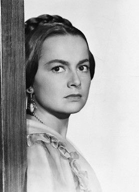 Olivia de Havilland  The Heiress  Classic Movie Actress  William WylerOlivia De Havilland The Heiress