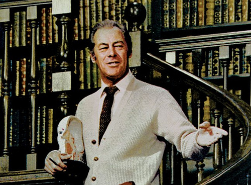 Rex Harrison, My Fair Lady, George Cukor