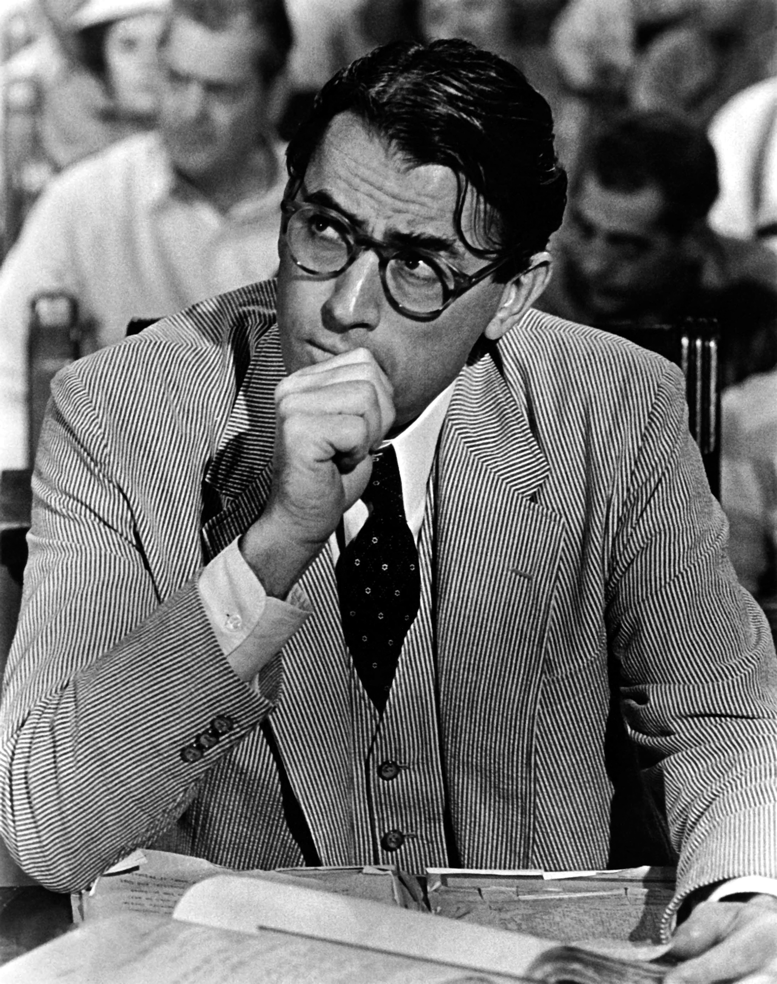 Gregory peck to kill a mockingbird classic movie actor robert