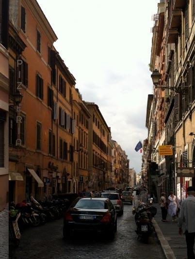 Via del Corso Rome