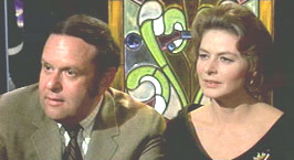 Jack Weston and Ingrid Bergman in Cactus Flower