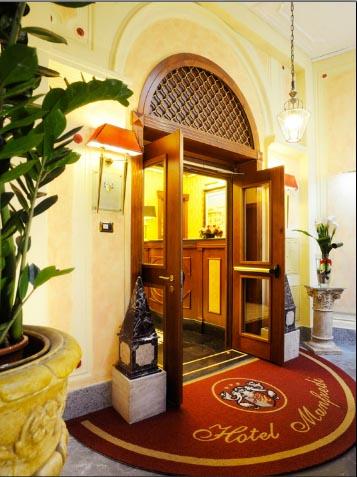 Hotel Manfredi, Rome