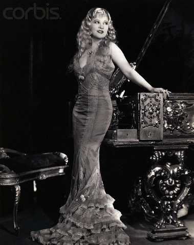 Mae West in She Done Him Wrong