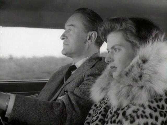 george saunders, voyage to italy, classic movie actor, Roberto rosollini