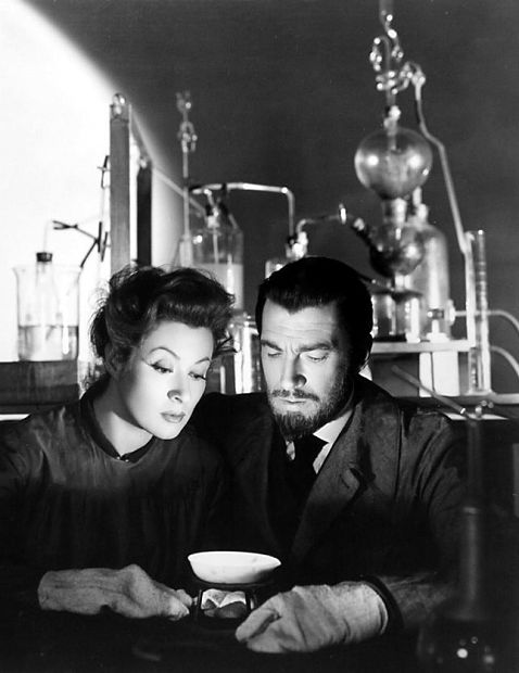 WAlter Pidgeon, Madame Curie, Classic Movie Actor, Melvyn LeRoy