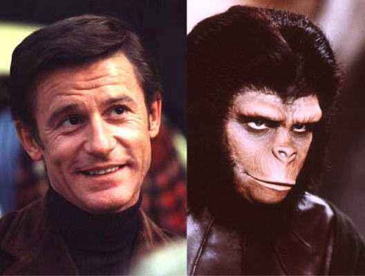 Roddy McDowall, Cornelius, Planet of the Apes
