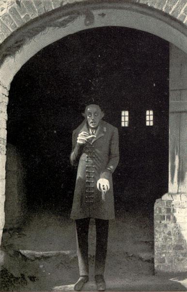 Max Schreck Nosferatu