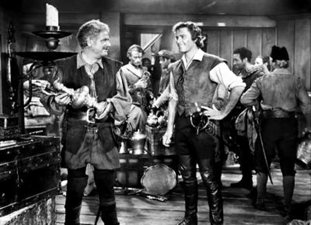 Alan Hale, Sea Hawk, Errol Flynn