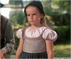 Kym Karath as Gretl in The Sound of Music