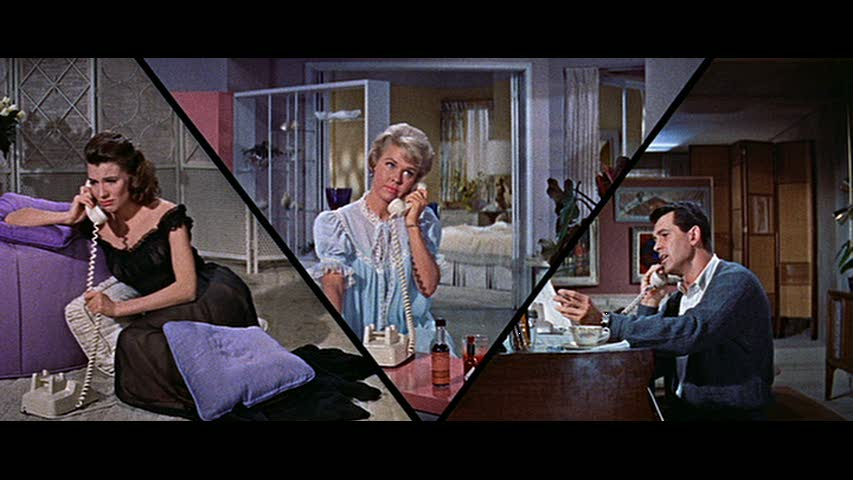 Pillow Talk Doris Day Rock Hudson