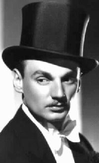 Erik Rhodes Classic Movie Actor