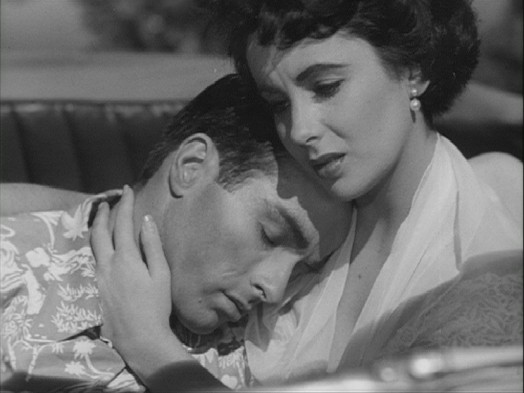 Elizabeth Taylor, classic movie actress, a place in the sun, george stevens