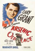 Arsenic and Old Lace Magnet