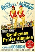 Gentlemen Prefer Blondes magnet