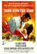 Gone with the Wind magnet
