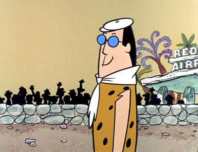 Gary Granite, Cary Grant, The Flintstones
