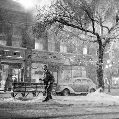 It's A Wonderful Life Bedford Falls, Jimmy Stewart