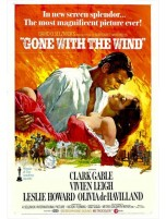 Gone with the Wind Classic Movie Magnet
