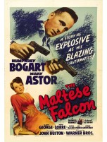 The Maltese Falcon Classic Movie Magnet Madness