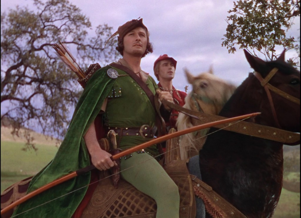 errol flynn the adventures of robin hood