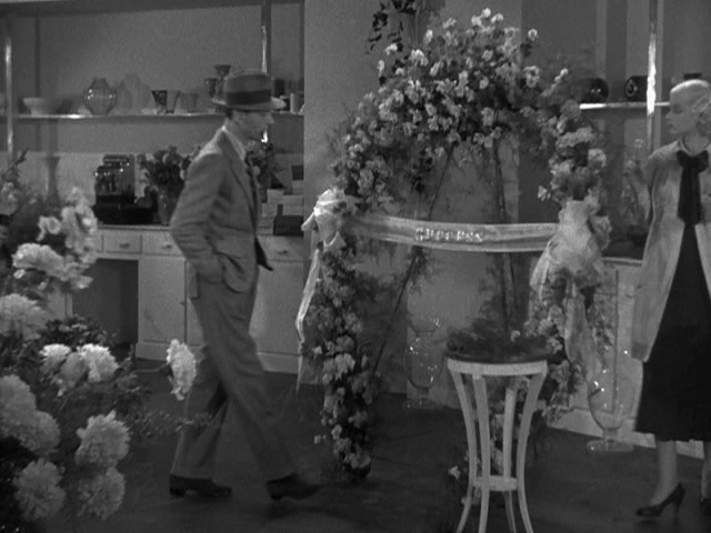 Top Hat Flower Clerk Shop Girl, Fred Astaire, Lucille Ball