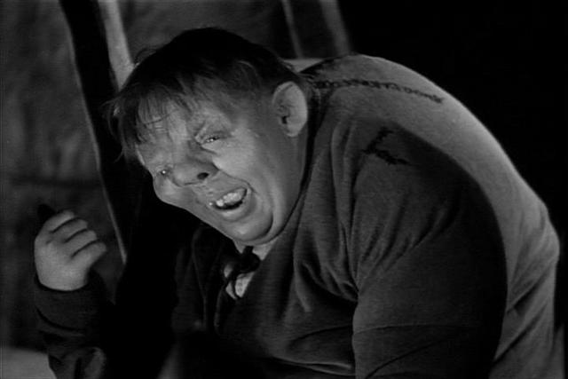 Charles Laughton Hunchback of Notre Dame