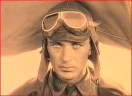 Gary Cooper, Cadet White, Wings 1927