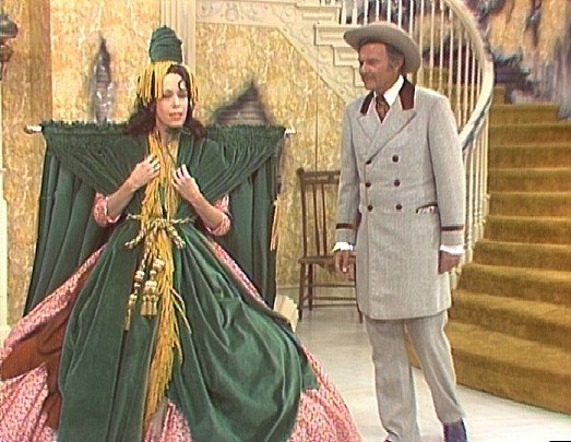 The Carol Burnett Show, Went with the Wind, Gone with the Wind parody