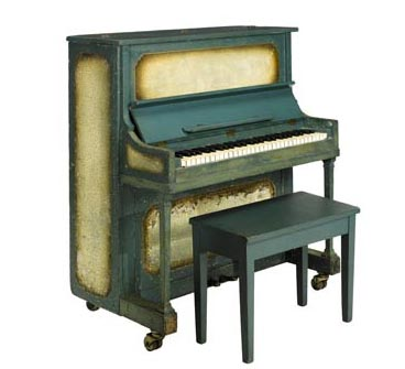 Casablanca piano Sotheby's Auction