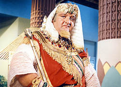 Victor Buono as King Tut on Batman