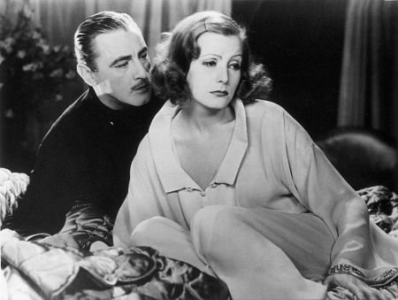 Greta Garbo and John Barrymore, Grand Hotel