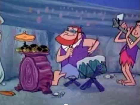 "The Flintstones ""Ann-Margrock Presents"" at the Bedrock Bowl"