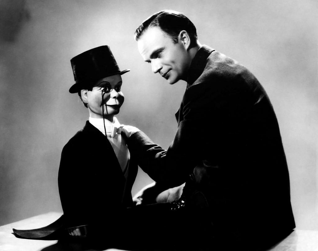 Edgar Bergen and Charlie McCarthy