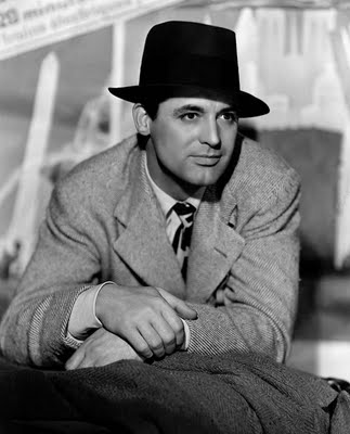 Cary Grant as Johnny Case in Holiday