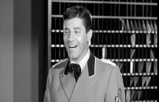 Jerry Lewis as Stanley in The Bellboy