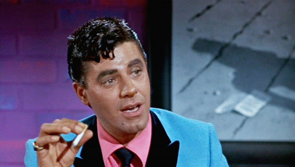 Jerry Lewis as Buddy Love in The Nutty Professor