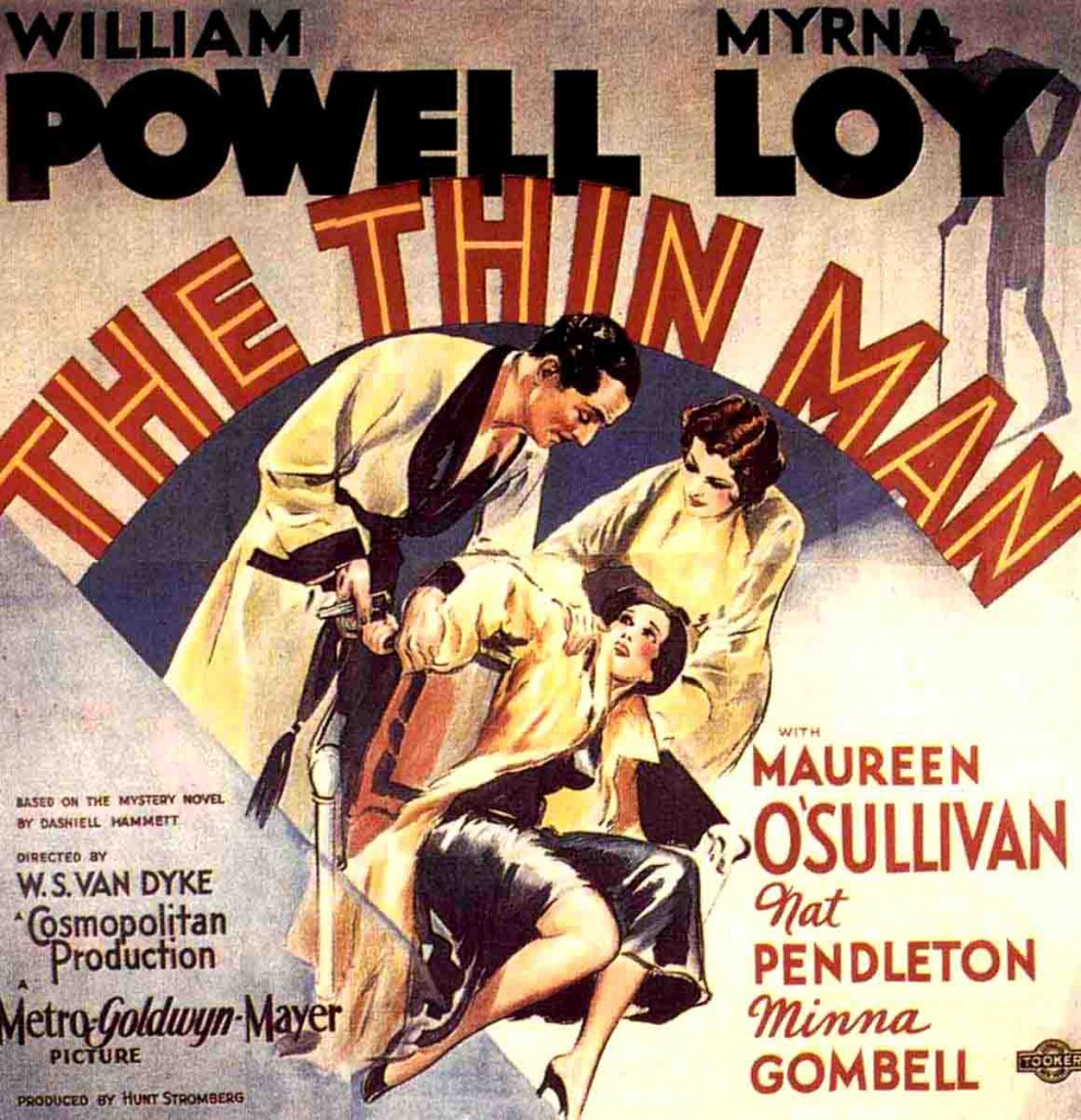 Myrna Loy, The Thin Man, Classic Movie actress, W.S Van Dyke