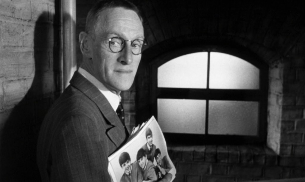 Wilfrid Brambell A Hard Day's Night Paul's Grandfather