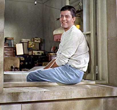 Jerry Lewis as Cinderfella