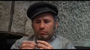Mel Brooks in The Twelve Chairs