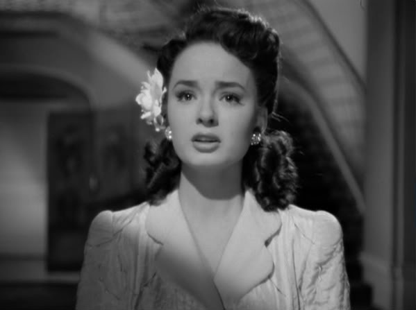 Ann Blyth as Veda in Mildred Pierce