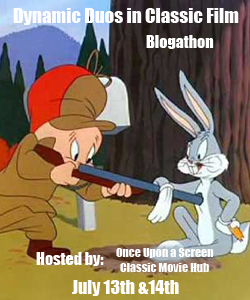 Dynamic Duos in Classic Film Blogathon: Elmer Fudd and Bugs Bunny