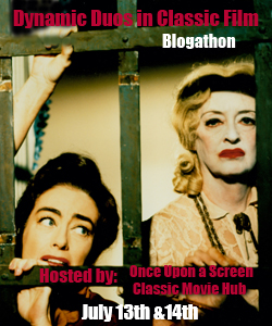 Dynamic Duos in Classic Film Blogathon: Crawford and Davis