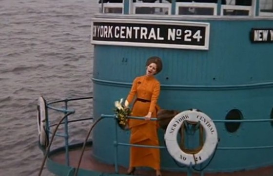 Barbra Streisand Don't Rain on My Parade Funny Girl Tug Boat