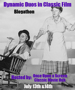 Dynamic Duos in Classic Film Blogathon: Ma and Pa Kettle