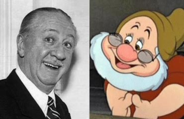 Roy Atwell as Doc in Snow White and the Seven Dwarfs