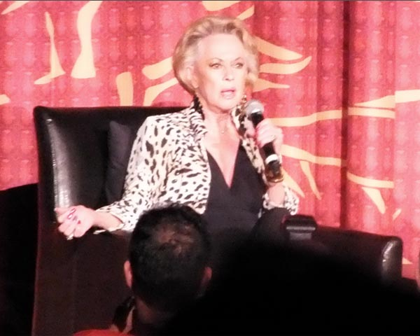 Tippi Hedren The Birds Screening TCMFF 2013